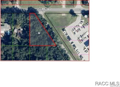 Nw 13th Ave, Crystal River, FL 34423