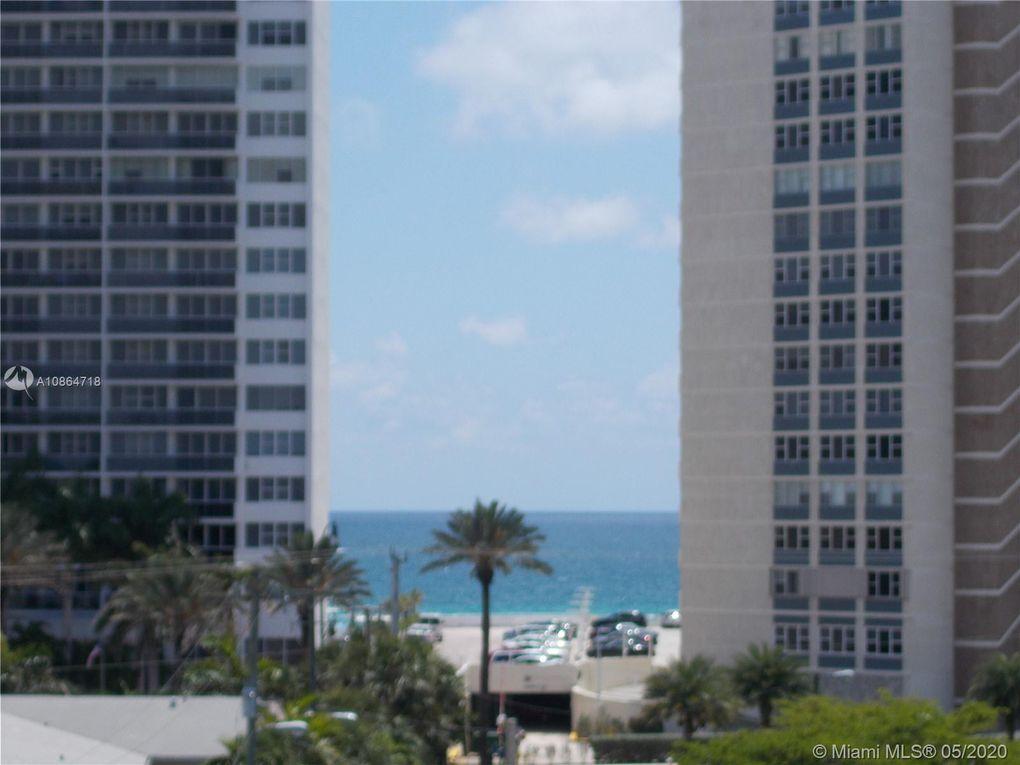 3161 S Ocean Dr Apt 505 Hallandale Beach, FL 33009