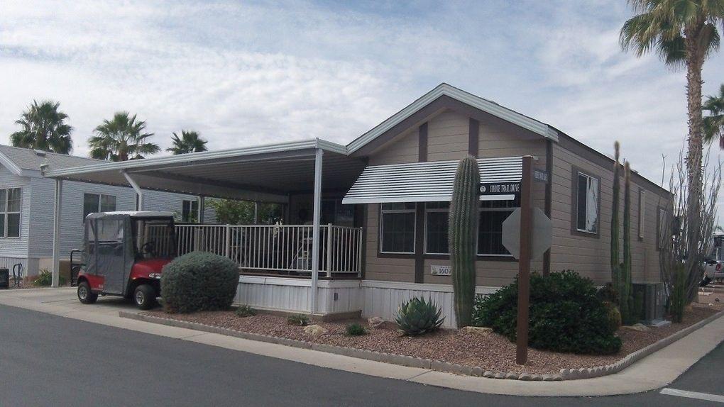 1110 N Henness Rd Lot 1607, Casa Grande, AZ 85122