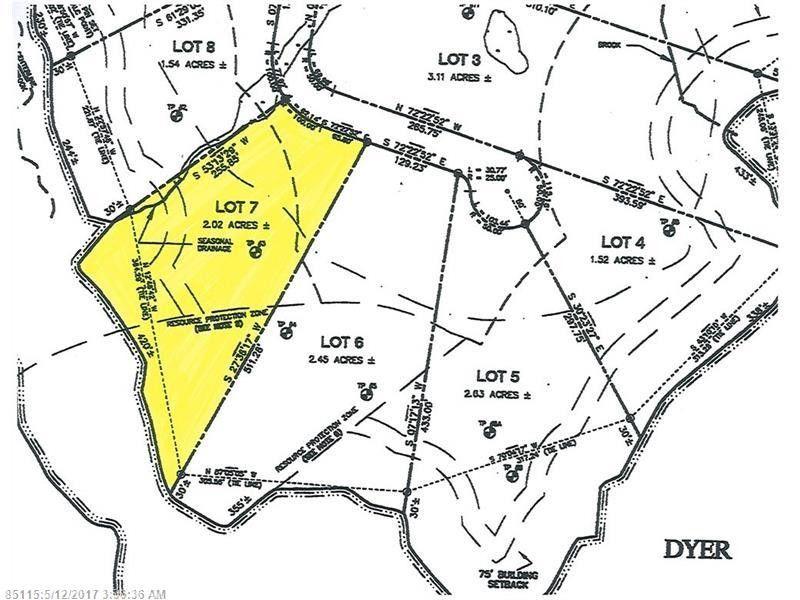 Steuben Maine Map.Tide Mill Ln Lot 7 Steuben Me 04680 Realtor Com