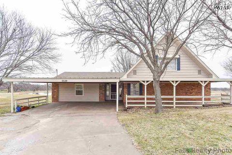 5539 Turkey Ranch Rd, Wichita Falls, TX 76310