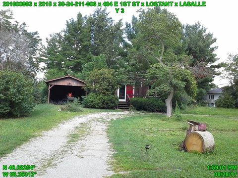 Photo of 404 E 1st St, Lostant, IL 61334
