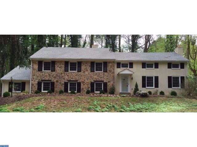 2121 n ridley creek rd media pa 19063 home for sale