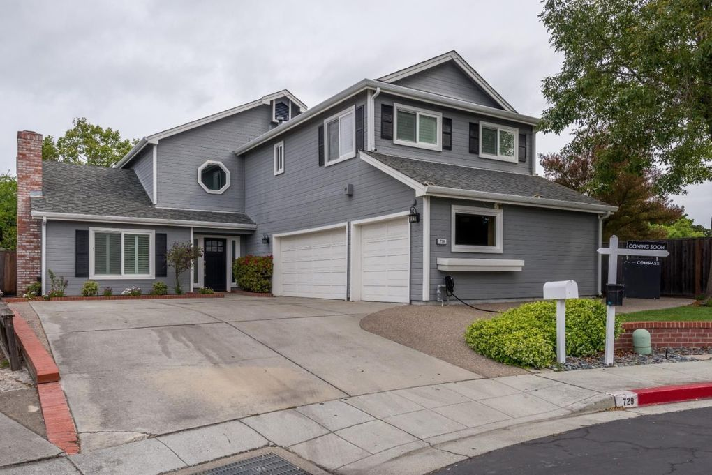 729 Tender Ln, Foster City, CA 94404