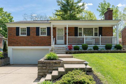 Palisades Park, Cincinnati, OH Real Estate & Homes for Sale