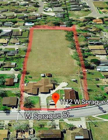 Photo of 1112 W Sprague St, Edinburg, TX 78539