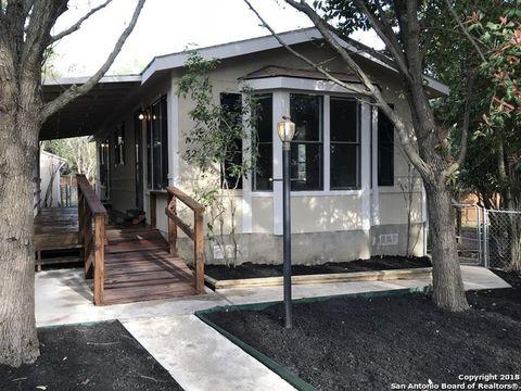 San Pedro North Mobile Home Park, San Antonio, TX Real Estate