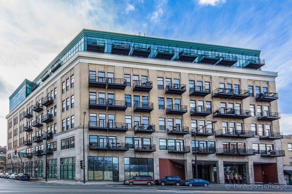 1645 W Ogden Ave Unit 322, Chicago, IL 60612