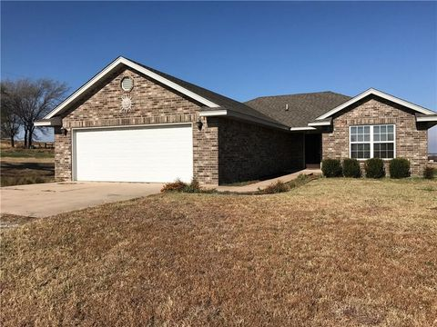 24446 End Of Trail Ave, Purcell, OK 73080