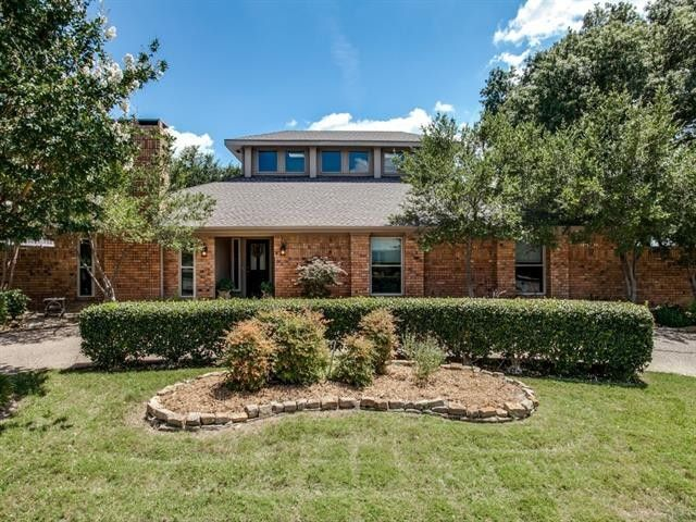 7606 Queens Garden Dr Dallas Tx 75248 Home For Sale