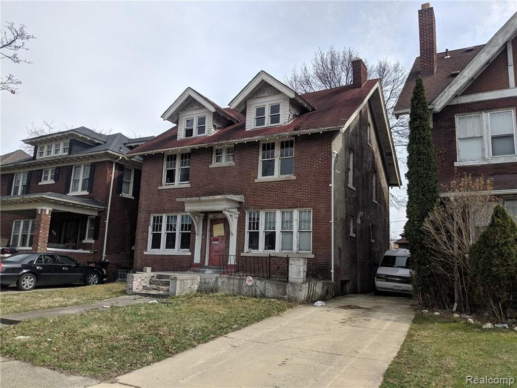 1451 Edison St, Detroit, MI 48206