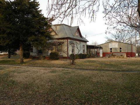 518 N Hobart Ave, Severy, KS 67137