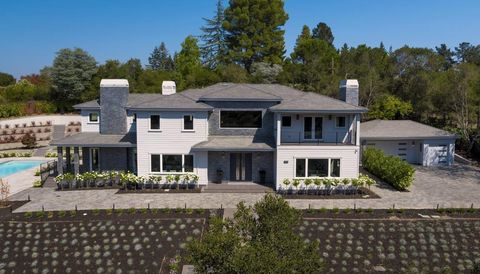 Photo of 385 Fletcher Dr, Atherton, CA 94027