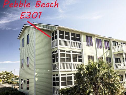 9201 Coast Guard Rd Unit E301 Emerald Isle Nc 28594