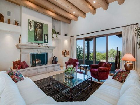 Santa Fe NM Real Estate