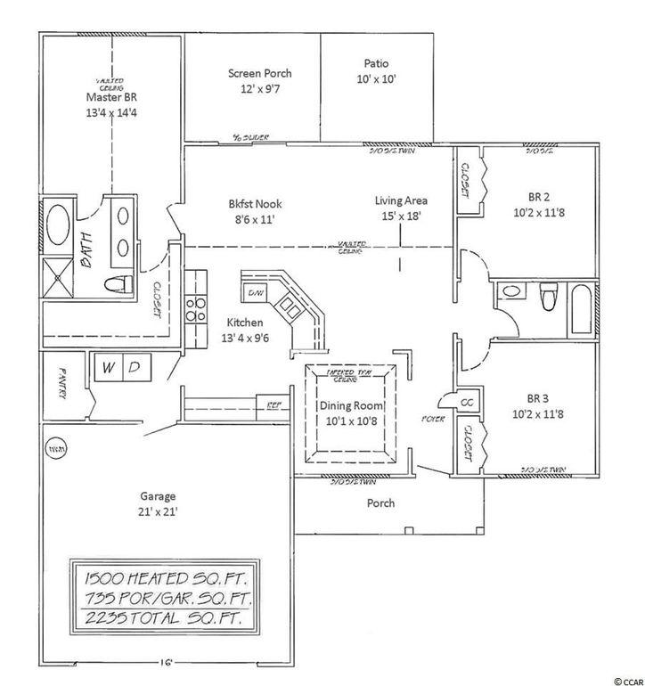 Tbb4 Cupola Dr, Longs, SC 29568