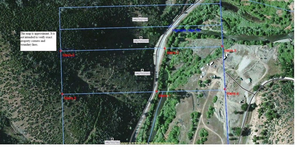 10 Acres Main St French Gulch, CA 96033