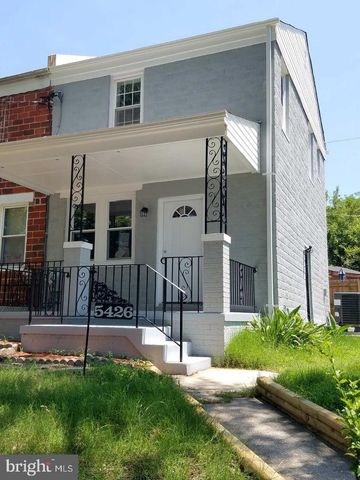 Photo of 5426 Bass Pl Se, Washington, DC 20019