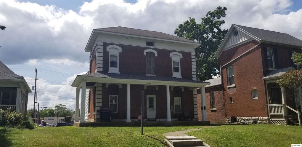 1314 Spring St Quincy, IL 62301
