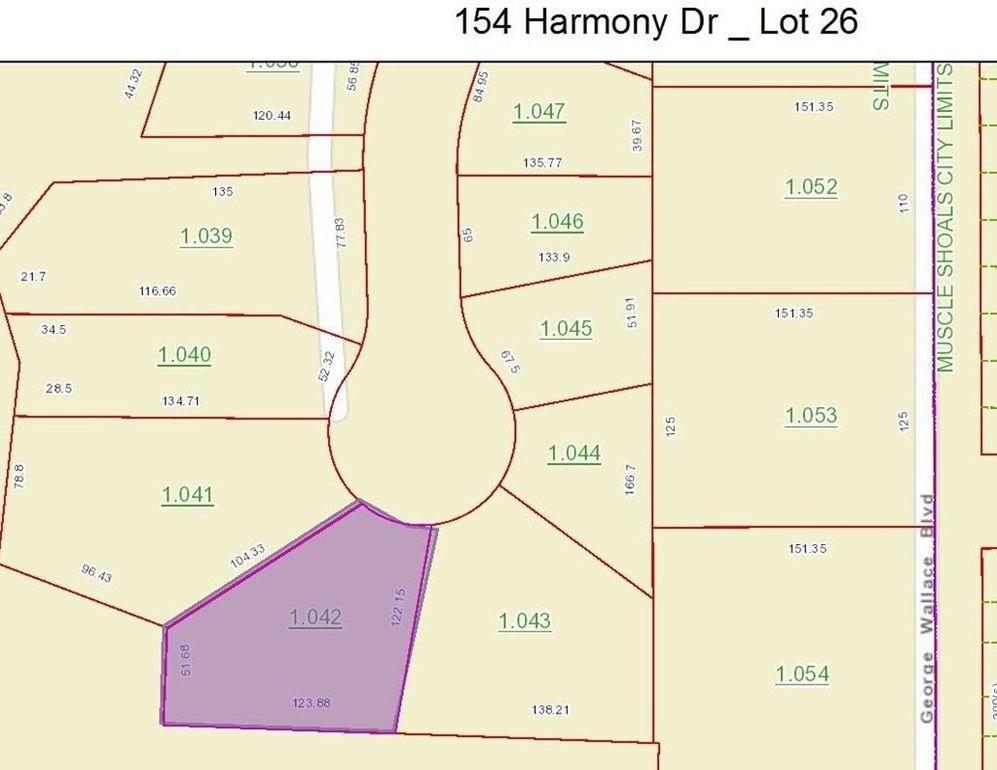 154 Harmony Dr Unit 26 Tuscumbia, AL 35674