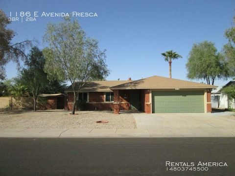 Photo of 1186 E Avenida Fresca, Casa Grande, AZ 85122