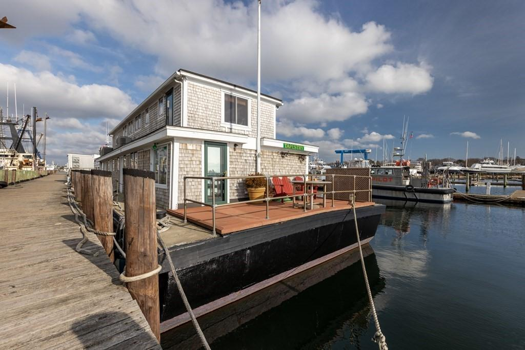 Water front featured at 50 Fort St Unit 1, Fairhaven, MA 02719