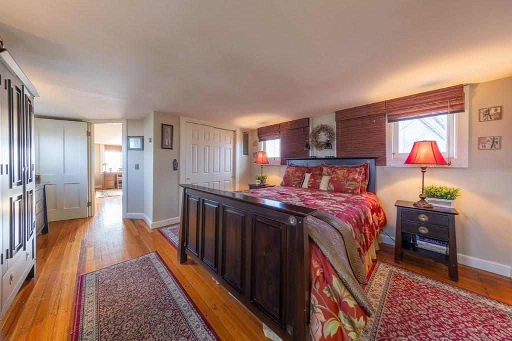 Bedroom featured at 50 Fort St Unit 1, Fairhaven, MA 02719