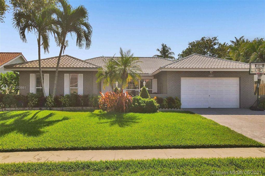 1601 NW 99th Ave Plantation, FL 33322