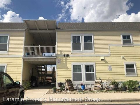 Photo of 415 Mitchell St Unit F4, Laramie, WY 82072