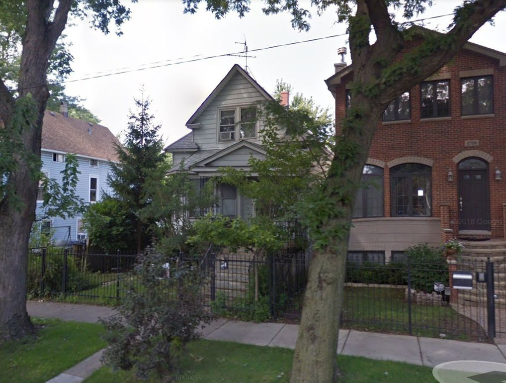 4706 N Avers Ave Chicago, IL 60625
