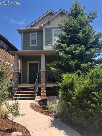 Photo of 1804 W Cucharras St, Colorado Springs, CO 80904