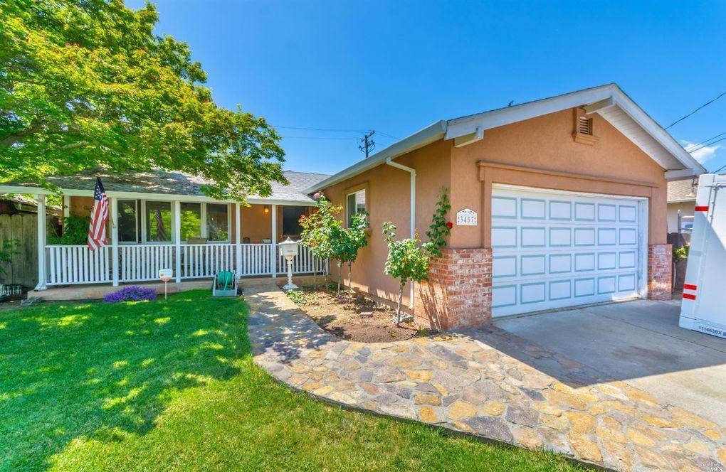 3457 Baxter Ave Napa, CA 94558
