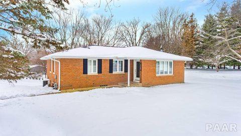 5305 N Big Hollow Rd, Peoria, IL 61615