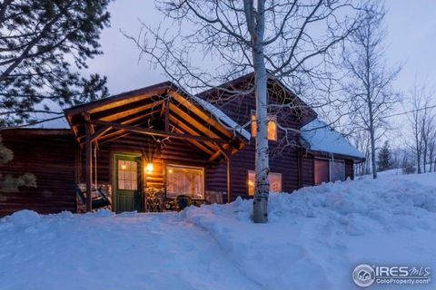 6442 County Road 22, Walden, CO 80480