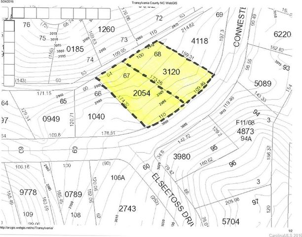 Connestee L67 Trl Lot U6 Brevard Nc 28712 Land For Sale And