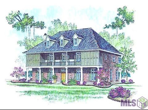 P O Of Bluebell Dr Lot 13 Baton Rouge La 70808 House For Sale