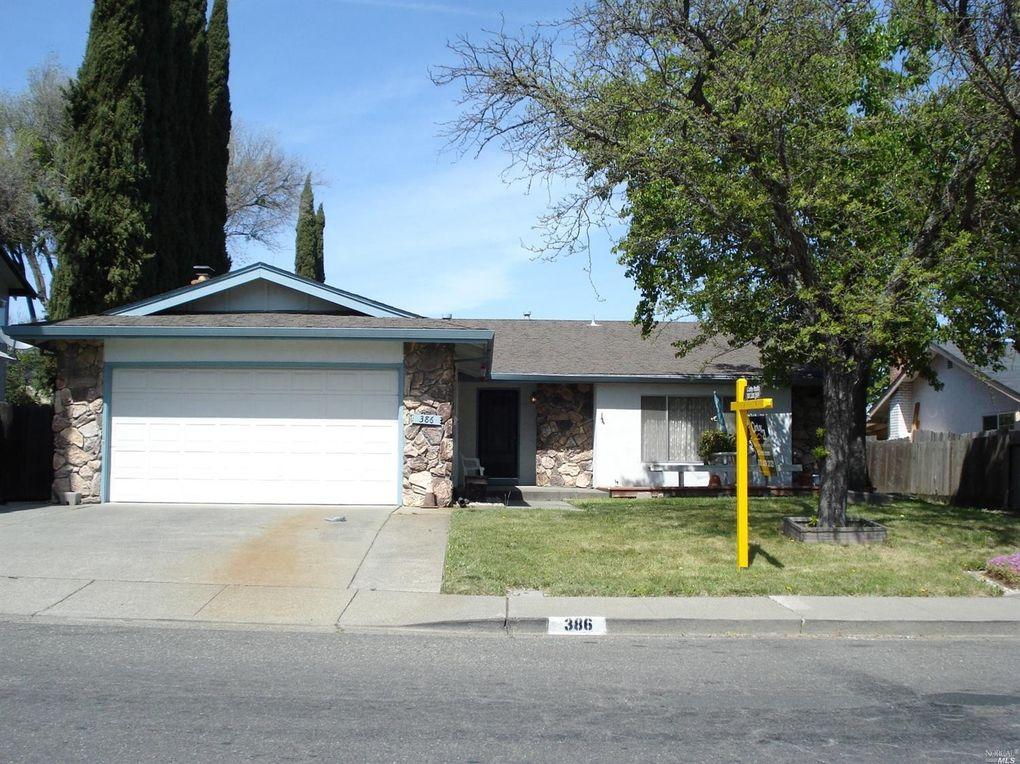 386 Dahlia St, Fairfield, CA 94533