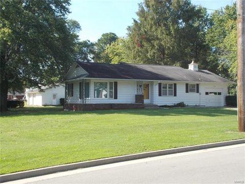 1206 W Shawneetown Trl, Steeleville, IL 62288