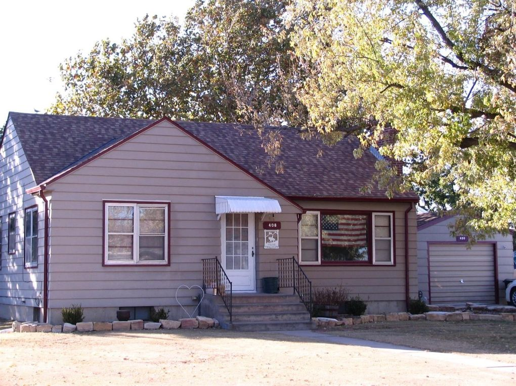 408 N 4th St Otis, KS 67565