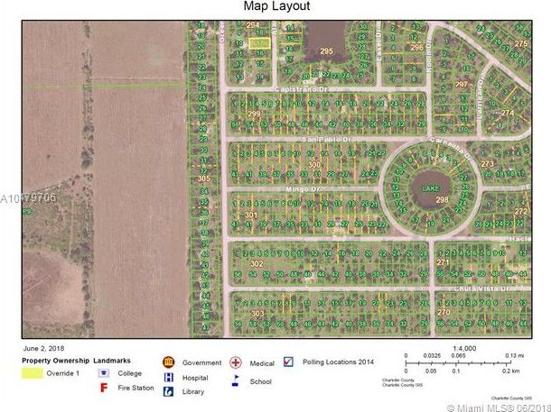 Alandra Dr Punta Gorda FL Land For Sale and Real