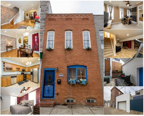 272 S Highland Ave, Baltimore, MD 21224