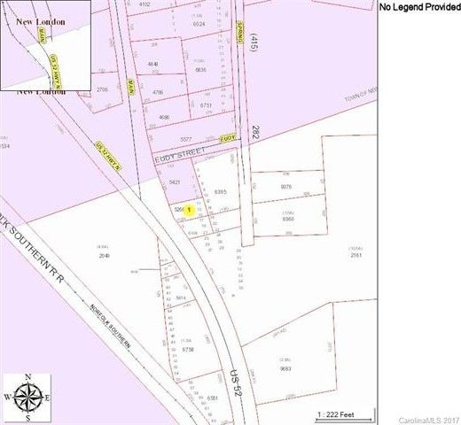 New London Nc Map.Us 52 Highway N New London Nc 28127 Realtor Com