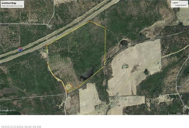 off currie rd oakfield me 04763 land for sale and real