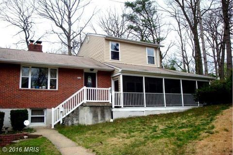 linthicum heights md real estate homes for sale
