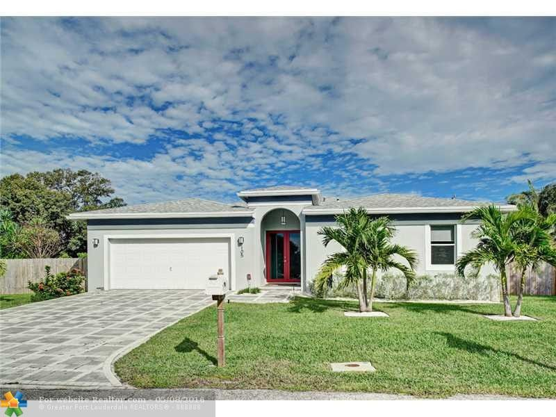 Wilton Manors Florida Single Family Homes For Sale