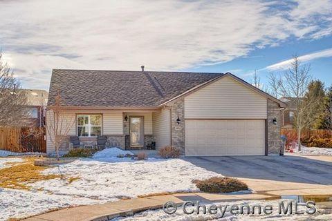 6002 Highview Ct, Cheyenne, WY 82009