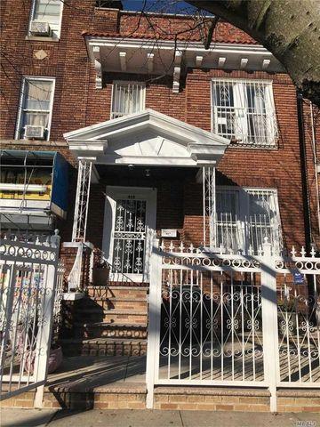 425 Etna St, Brooklyn, NY 11208