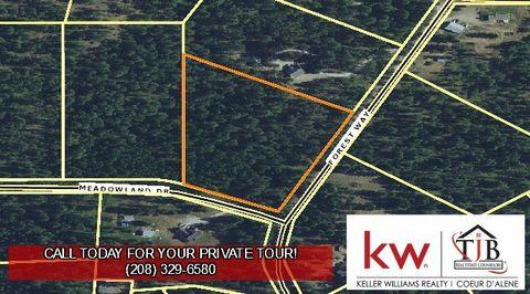 Nka Forest Way, Blanchard, ID 83804