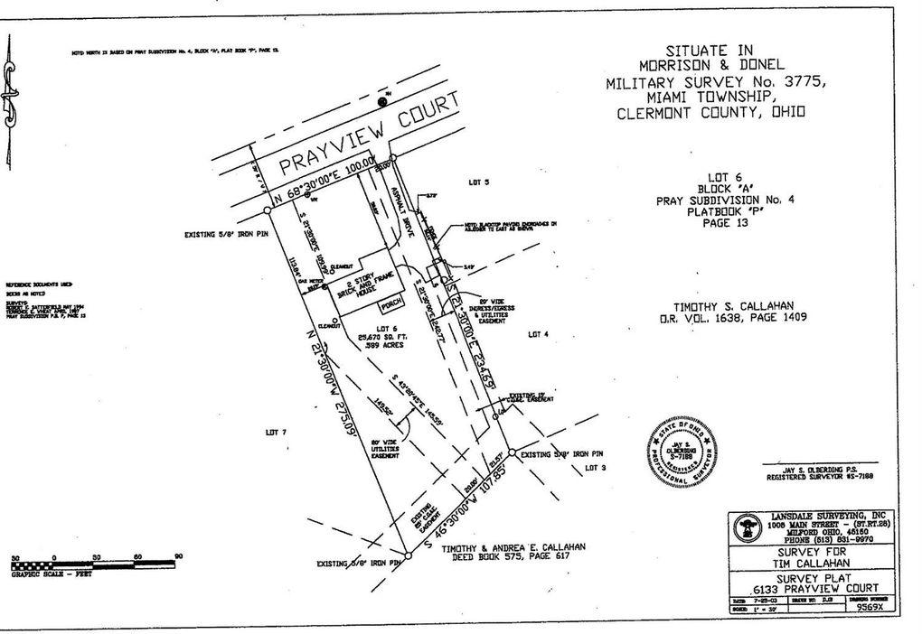 Callahan Ct, Miami Township, OH 45140