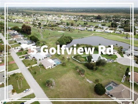 Photo of 5 Golfview Rd, Rotonda West, FL 33947